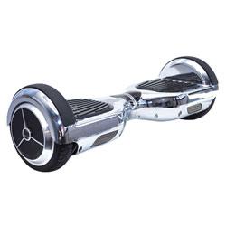 Hoverboard Argent