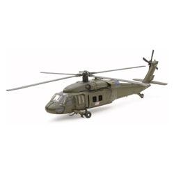 Maquette Hélico Sikorsky Sh-60 Black Hawk