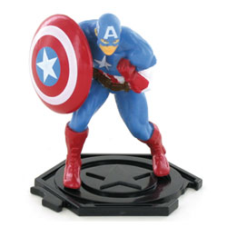 Figurine captaine america