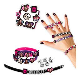 Bracelets Mode Chica Vampiro