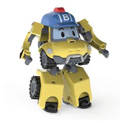 Véhicule Transformable Bucky Robocar Poli
