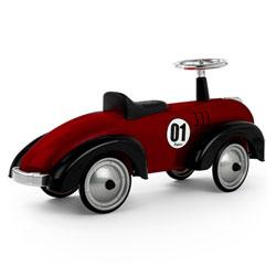 Porteur Speedsters Dark Red