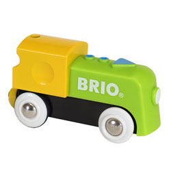 Brio 33705-Ma première locomotive à pile