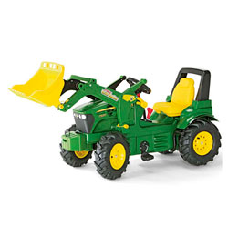 Tracteur rolly farmtrac john deere