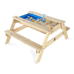 Table de pique nique SurfSide eau et sable