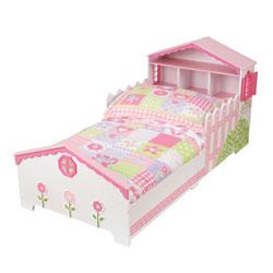 Lit maison de poupée