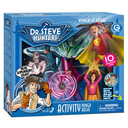 Dr Steve Hunters-Activity Fun Rocks