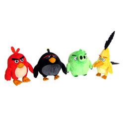 Peluche Angry Birds 20 cm
