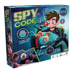 Jeu spy code