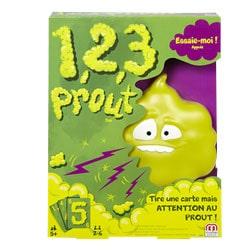 1 2 3 Prout