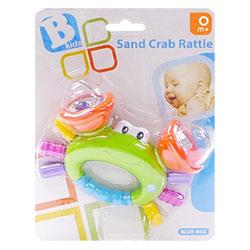 Hochet crabe