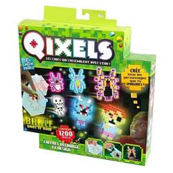 Qixels coffret recharge