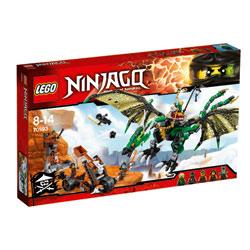 70593-Le dragon émeraude de Lloyd