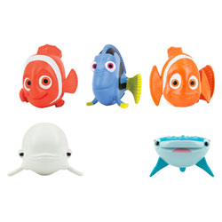 Dory pack 6 figurines Machem's