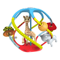 Twistin'ball Sophie la Girafe