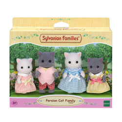Sylvanian-famille chat persan