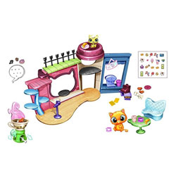 Littlest Pet Shop le café
