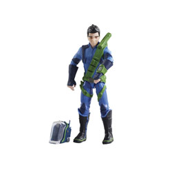 Thunderbirds figurine 10 cm