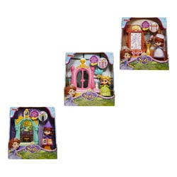 Mini playset Sofia