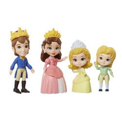 Famille royale sofia figurine 8cm