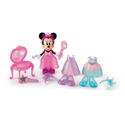 Minnie fashionista princesse