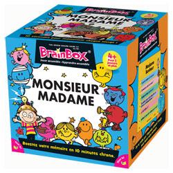 Brainbox Monsieur et Madame