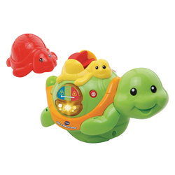 Jouet de bain - Juju la thermo tortue