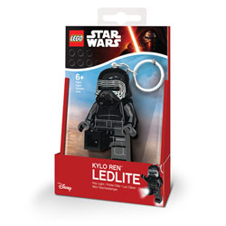 Porte-clés led Star Wars kylo ren