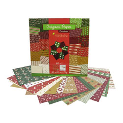 Origami Christmas Noël