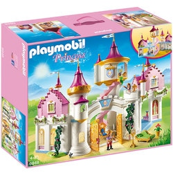 6848 - Grand château de princesse - Playmobil Princess