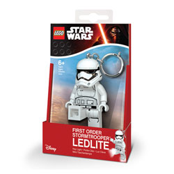 Porte-clés LED Stormtrooper - Lego Star Wars