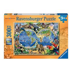 Puzzle 300 pièces Ravensburger Monde sauvage