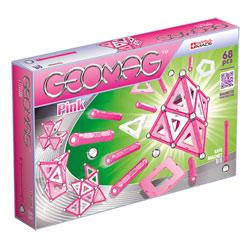 Geomag Pink 68 pièces