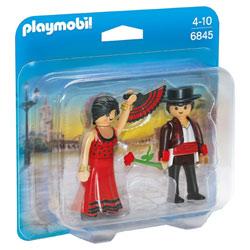 6845-Danseurs de flamenco - Playmobil Family fun