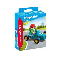 5382 - Enfant avec kart - Playmobil Action