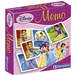Memo Pocket Princesses