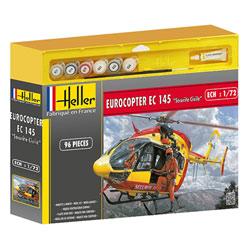 """Eurocopter EC145 """"Sécurité Civile"""" 1/72ème"""