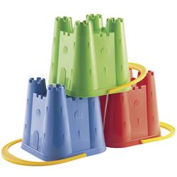 Seau château fort 16 cm