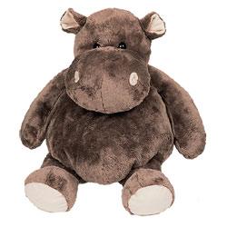 Histoire d'Ours Hippopotame 23 cm