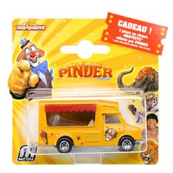 Véhicule Cirque Pinder