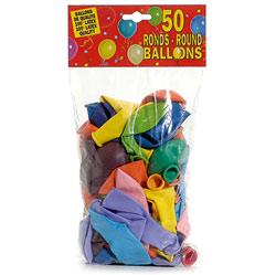 50 BallonS D25cm