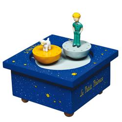 Boîte à musique magnétique Le petite prince