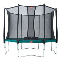 Trampoline Favorit 430 + Filet Pack 4