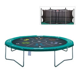 Trampoline Favorit 430 Tattoo + Filet Pack 5