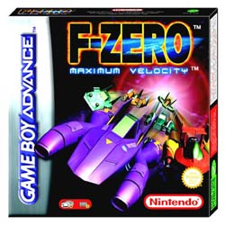 K7 F-Zero maximum GBA