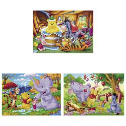 Puzzle 30 pièces Disney