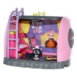 Jewel Pet Playset + figurine Jewel Chat noir Diana