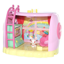 Jewel Pet Playset + figurine Jewel Lapin Ruby