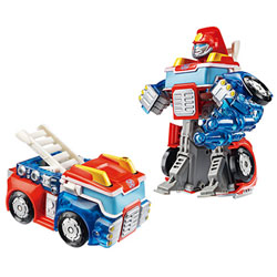 Transformers Rescue Bots Heatwave the Fire-Bot