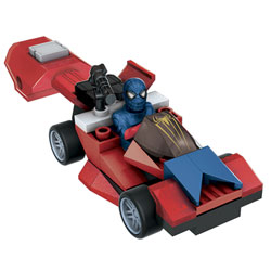 Spiderman 4 Stealth Racer